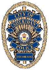 Sheridan Police Department Badge